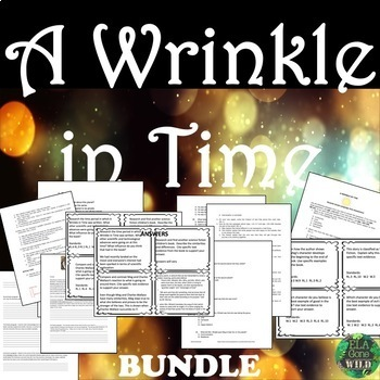 A Wrinkle in Time Bundle