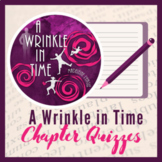 A Wrinkle in Time Chapter Quizzes