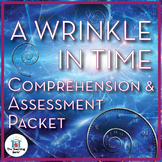 A Wrinkle in Time Comprehension and Assessment Bundle
