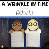 A Wrinkle in Time Craftivity
