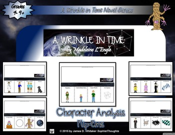A Wrinkle in Time Interactive Flip-Ems