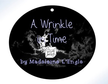 A Wrinkle in Time Circle Stack-Em Activity