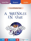 A Wrinkle in Time Lesson Plan (Book Club Format - Story El
