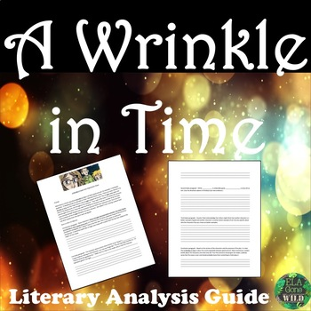 A Wrinkle in Time Literary Analysis Essay Guide
