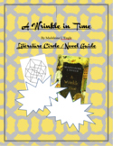 A Wrinkle in Time - Literature Circle & Novel Guide