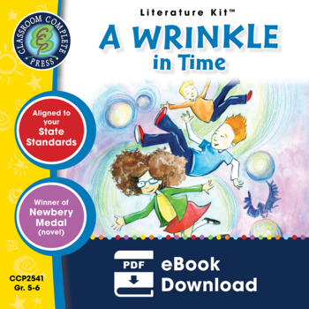 A Wrinkle in Time - Literature Kit Gr. 5-6