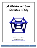 A Wrinkle in Time Literature/Novel Study