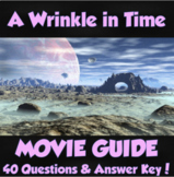A Wrinkle in Time Movie Guide (2018)