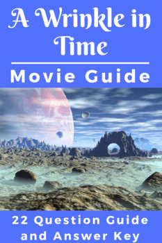 A Wrinkle in Time Movie Guide