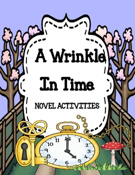 A Wrinkle in Time - Novel Activities
