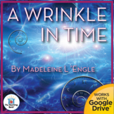 A Wrinkle in Time Novel Study Book Unit