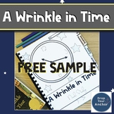 A Wrinkle in Time Novel Study Chapters 1-3 FREE