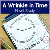 A Wrinkle in Time - Novel Unit