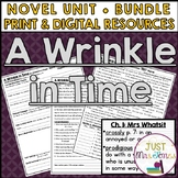 A Wrinkle in Time Novel Unit