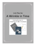 A Wrinkle in Time Novel Unit Plus Grammar