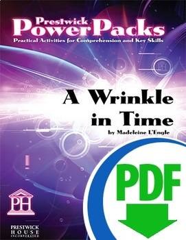 A Wrinkle in Time PowerPack