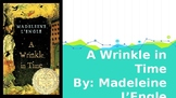 A Wrinkle in Time PowerPoint