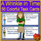 A Wrinkle in Time Novel Study  - FREE Sample!