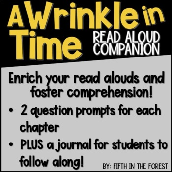A Wrinkle in Time Read Aloud Companion