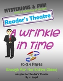 A Wrinkle in Time Reader's Theatre