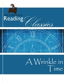 A Wrinkle in Time Reading Guide and Activity Bundle