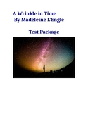 A Wrinkle in Time Test Bundle