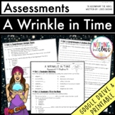 A Wrinkle in Time: Tests, Quizzes, Assessments