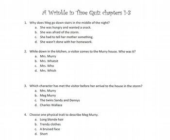 A Wrinkle in Time Ultimate Activity Pack