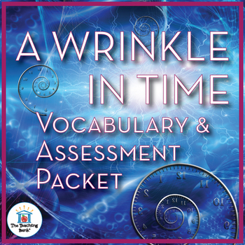 A Wrinkle in Time Vocabulary and Assessment Bundle