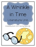A Wrinkle in Time, by M. L'Engle, HUGE Literature Unit, 72 Total Pages!