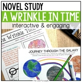 A Wrinkle in Time (by Madeleine L'Engle): A Novel Study