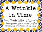 A Wrinkle in Time by Madeleine L'Engle: Character, Plot, Setting
