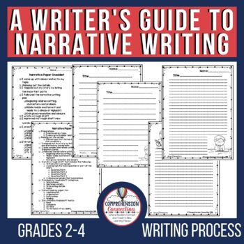 A Writer's Guide to Narrative Writing