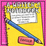 A Writer's Notebook Unit