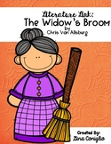 A Writer's Workshop Mini Lesson with a Literature Link: The Widow's Broom