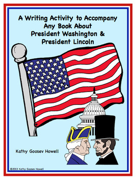 A Writing Activity to Accompany Any Book About Presidents