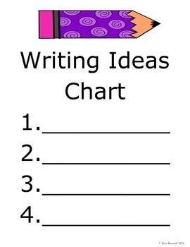 A Writing Framework