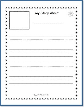 A Writing Journal for Eric Carle Characters