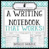 A Writing Notebook That Works! *Common Core Aligned - Writ