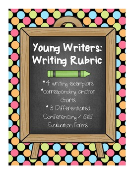 A Writing Rubric for Young Writers