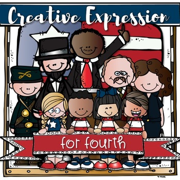 A YEAR of CREATIVE EXPRESSION for FOURTH {Homeschool Edition}