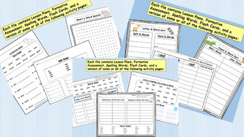 First Grade Language Arts & Math WHOLE YEAR Mega Bundle!