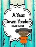 A Year Down Yonder by Richard Peck - Novel Bundle Unit