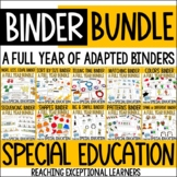 A Year Full of BUNDLES for Special Education