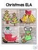 A Year-Long GROWING Bundle of HOLIDAY ELA Craftivities for 1st Grade!