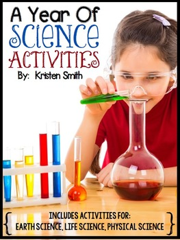 A Year Of Science Activities