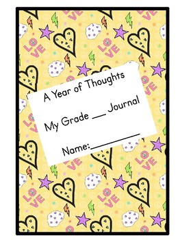 A Year Of Thoughts- writing