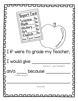 Memory Book {End of the Year Activity for K - 3rd Grade}