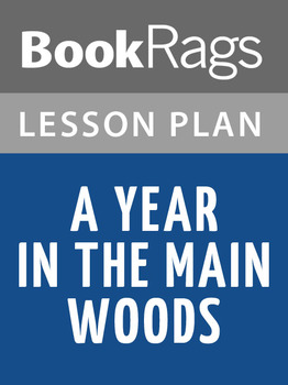 A Year in the Maine Woods Lesson Plans