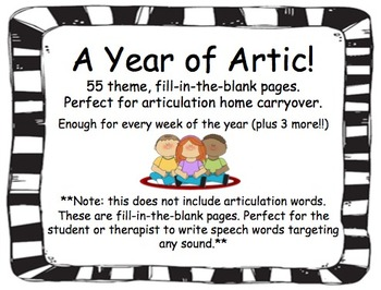 A Year of Artic!